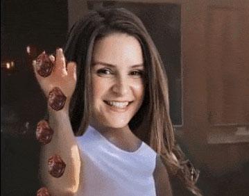 Raisins Go in the Picadillo