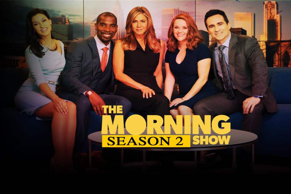 The Morning Show Season 2 What You Need to Know